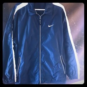 Men's Nike Nylon Lightweight Jacket